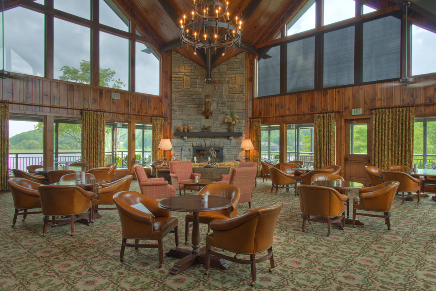The clubhouse gallery grandfather golf country club - Interior design jobs philadelphia ...